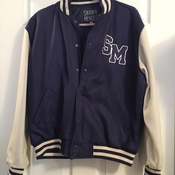 a37ca6140 Jackets & Coats | Shawn Mendes Tour Varsity Jacket | Poshmark